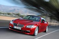 独BMW、「6シリーズクーペ」を発表