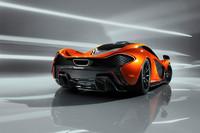 マクラーレンが最強の「P1」を公開【パリサロン2012】の画像