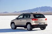 VW、新型「ゴルフカブリオレ」「ティグアン」を発表【ジュネーブショー2011】