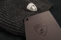 ランボルギーニのニット帽をプレゼント!の画像