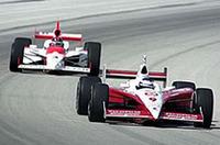 IRL開幕戦、トヨタが1-2-3位でデビュー飾るの画像