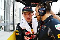 最年少18歳のフェルスタッペン(写真)は、最年長36歳のライコネンとの丁々発止を制し5位。2007年チャンピオンをミスなく抑え切ったのは立派。(Photo=Red Bull Racing)