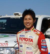 TLC2号車のナビゲーター三浦昂選手には2連覇がかかる。