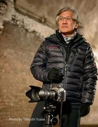 写真家・小川義文氏 自動車写真の第一人者。公益社団法人日本広告写真家協会正会員、日本自動車ジャーナリスト協会会員。