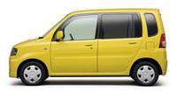 全高が高い割に、乗車ポジションが低めな独特のパッケージを「ミニカトッポ」や「トッポBJ」から継承