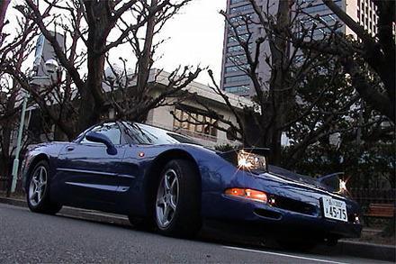 シボレー・コーベット クーペ(4AT)【試乗記】