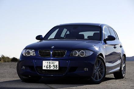 BMW130i M-Sport(FR/6MT)【試乗記】