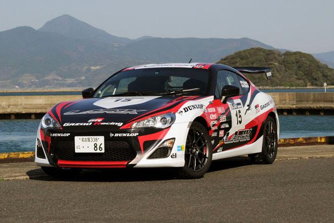 2012年の全日本ラリー選手権(JRC)に、トヨタのFRスポーツカー「86(ハチロク)」が登場。2012年4月6〜8日、佐賀県唐津市を舞台に争われた開幕戦「ツール・ド・九州 in 唐津」でデビューを飾った。カラーリングは、ニュルブルクリンク24時間耐久レースの「レクサスLFA」と同様に、GAZOO Racingカラーだ。