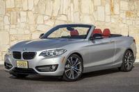 「BMW 2シリーズ カブリオレ」