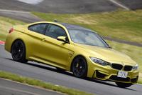 BMW M3セダン(FR/7AT)/M4クーペ(FR/7AT)【試乗記】の画像