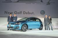 新型「ゴルフ」は、日本では2013年5月20日に発表。同年6月25日に販売が開始される。発表会の様子はこちら、試乗インプレッションが気になる方はこちらをどうぞ。
