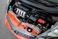 1.5リッターエンジンのパフォーマンスは、マイナーチェンジ前と変わらず。上質感をウリとする他の1.5リッターモデル「15X」とも同じスペックだ。