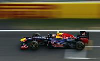 5月のモナコGPで、ミハエル・シューマッハーのペナルティー降格による予選1位獲得があったが、自身の手によるポールポジションは今季初めて。しかしウェバーはその好位置を生かせず、スタートでベッテルに先行されると、タイヤをいたわりながらの追走に終始した。一時は3位アロンソに1秒台まで迫られたが2位の座を守り切り、優勝した第9戦イギリスGP以来となる表彰台にのぼった。(Photo=Red Bull Racing)