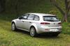アルファ・ロメオ・アルファ159スポーツワゴン 3.2JTS Q4 Q-トロニック セレクティブ(4WD/6AT)【ブリーフテスト】