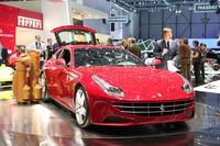フェラーリの新しいフラッグシップ、「FF」。斬新なパッケージを採用した意欲作だ。