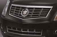 キャデラックSRXにブラッククロムの特別仕様車の画像