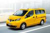 日産、バンタイプのNV200タクシーを日本に導入