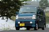 スズキ・エブリイワゴン PZターボスペシャル(MR/4AT)【試乗記】