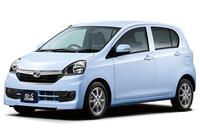 2013年8月の改良で「スマートアシスト」が設定された「ダイハツ・ミライース」。赤外線レーザーのみのシンプルなものとはいえ、この手のシステムが100万円以下の軽乗用車にも付くようになるとは……。