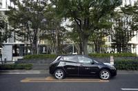 第2回:電気自動車タクシーとの出会いの画像