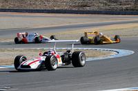 「ホンダRA301」、「ロータス ホンダ100T」、「マクラーレン ホンダMP4/6」によるヒストリックマシン走行。ドライバーは順に、佐藤琢磨選手、中嶋 悟氏、塚越広大選手が担当。
