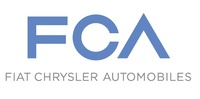 新会社「フィアット・クライスラー・オートモービルズ」のロゴマーク。デザインにあたったのは、ブランドストラテジーを専門とするミラノのロビラントアソチアーティ社。
