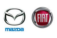 マツダ、伊フィアットとの開発・生産を発表