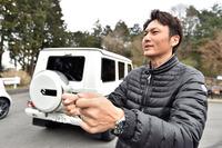 「谷口信輝の新車試乗」――メルセデスAMG G63(前編)の画像