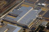 2008年4月に稼働開始した熊本2輪工場。