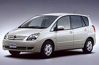 トヨタ「カローラスパシオ」に3種類の特別仕様車の画像