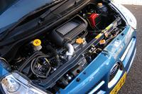 スバルR2 S(CVT)【ブリーフテスト】の画像