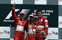 F1カナダGP決勝結果