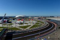 2月に行われたばかりのソチ冬季オリンピックの施設を利用した新サーキット。聖火台や各競技施設を縫うようにして1周5.8kmのコースが造られた。(Photo=Ferrari)