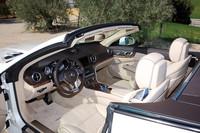 メルセデス・ベンツSL500ブルーエフィシェンシー(FR/7AT)【海外試乗記】の画像