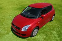 「スズキ・スイフト」にカーシェアリング専用車を設定の画像
