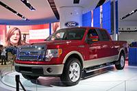 フォード:SUVやトラックは「エコブースト」で燃費対応【デトロイトショー08】の画像