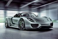 ポルシェ、HVスポーツカーを生産決定