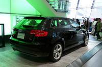 「アウディA3スポーツバック」7段DSGの採用で低燃費にマイチェン