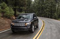 ジープ・コンパスに2.4リッターの4WDモデル登場の画像