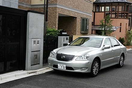 トヨタ・クラウンマジェスタCタイプi-Four(6AT)【ブリーフテスト】
