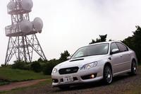スバル・レガシィS402セダン(4WD/6MT)【試乗記】の画像