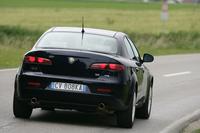 アルファロメオ・アルファ159 2.2 JTS(FF/6MT)/3.2 V6 Q4(4WD/6MT)【海外試乗記】の画像