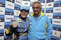 【F1 2005】開幕戦オーストラリアGP、フィジケラ2度目の勝利、ルノー1-3位で好スタート!の画像