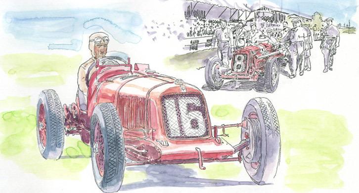 第7回:アルファ・ロメオとマセラティ<1930年>グランプリのライバルから量産車メーカーへ