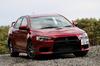 三菱ランサーエボリューションX GSR ハイパフォーマンスパッケージ(4WD/5MT)【ブリーフテスト】