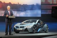 第126回:「i」コンセプトに見る未来のBMW 〜ドイツで開催された技術ワークショップに参加の画像