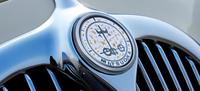 金箔で飾られたミツオカ・ビュートの限定車発売の画像