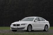 BMW535i(FR/8AT)【試乗記】