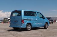 日産の商用電気自動車「e-NV200」登場【東京モーターショー2013】の画像
