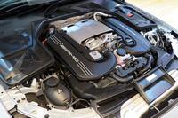 4リッターV8直噴ツインターボエンジン。
